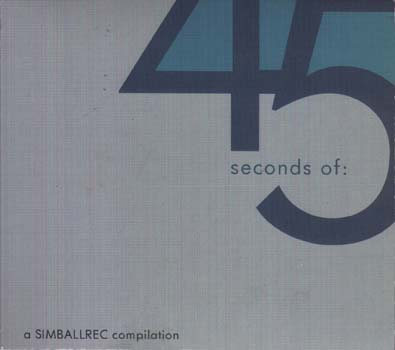 45 SECONDS.CD